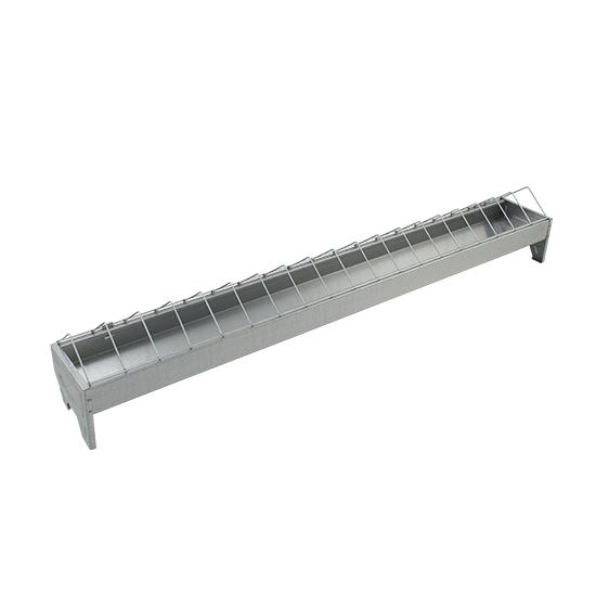 Cinkota metāla barotava 100cm