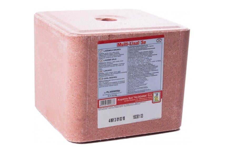 Sāls laizāmā, Lisal SE 10kg