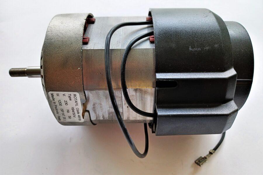 Elektriskais dzinējs dzirnavām