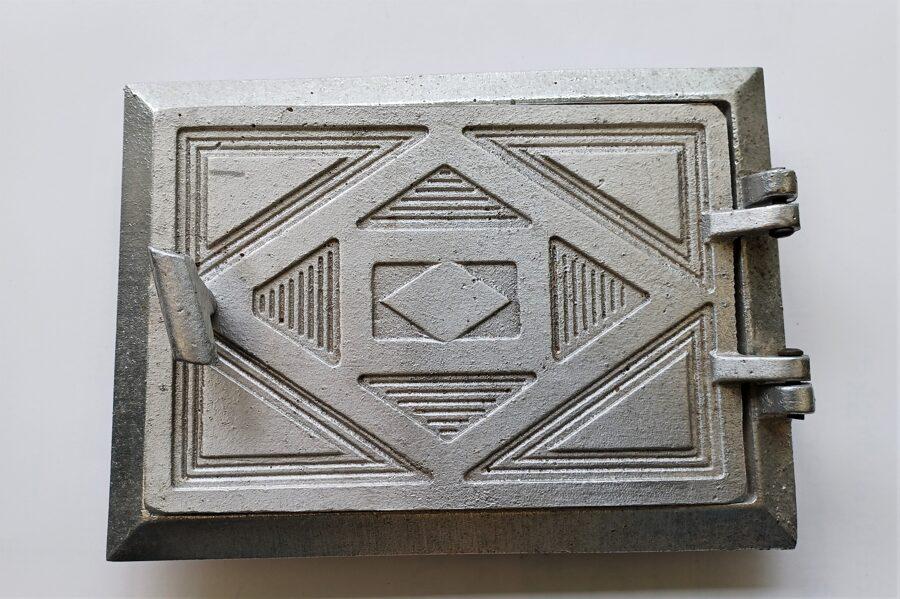 Durtiņas pelnu alumīnija A8e
