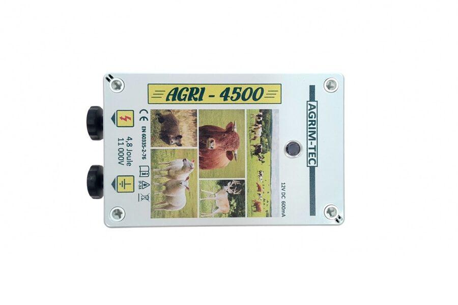 Elektriskais gans AGRI-4500