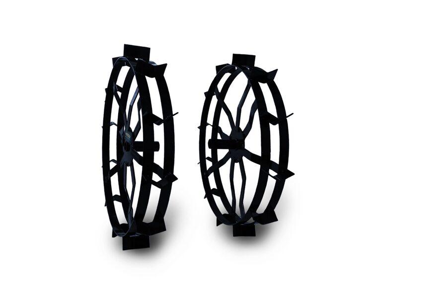 Metāla riteņi vagošanai, d=68cm, 2gab.