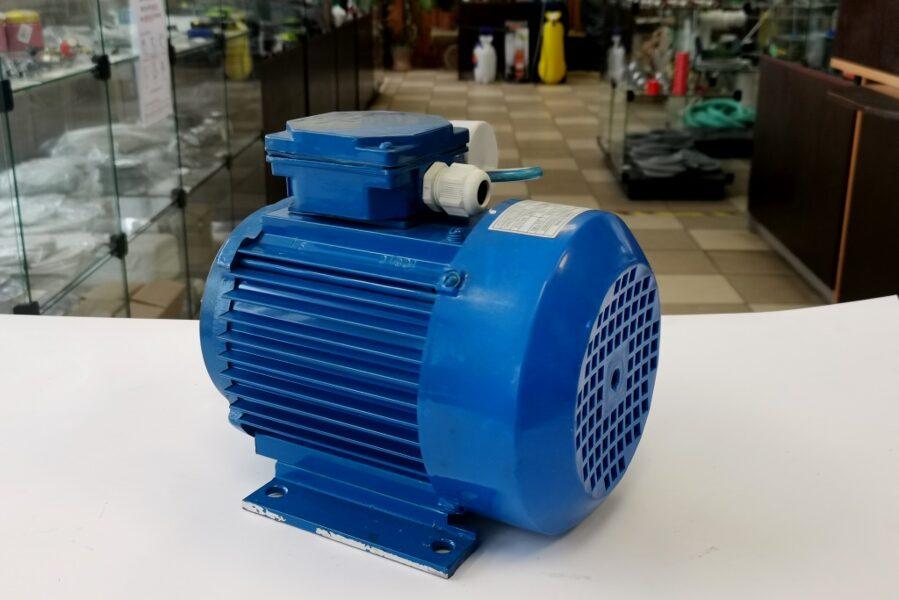 Elektriskais dzinējs 1F 0.75 kW
